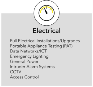 Electrical service-works